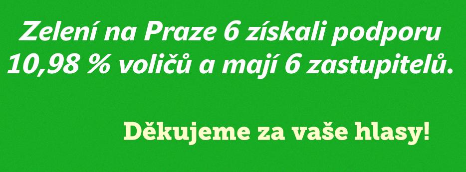 Volební program Strany zelených v Praze 6 pro komunální volby 2014