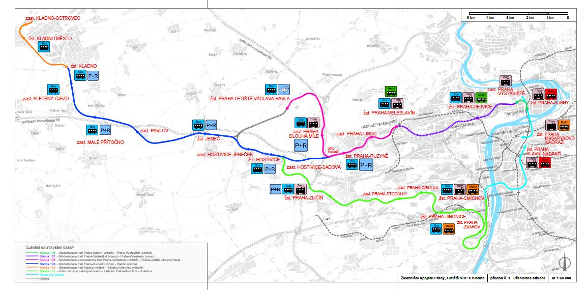 Potenciál rozvoje integrované dopravy v Praze 6